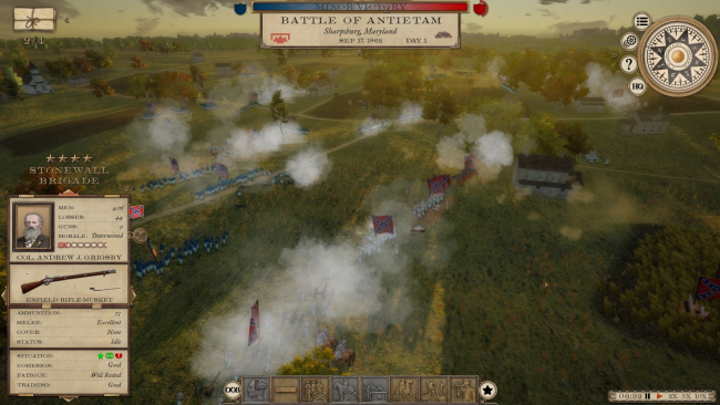 Download Grand Tactician The Civil War 1861-1865 Cracked Torrent Direct Link PC Cover 1