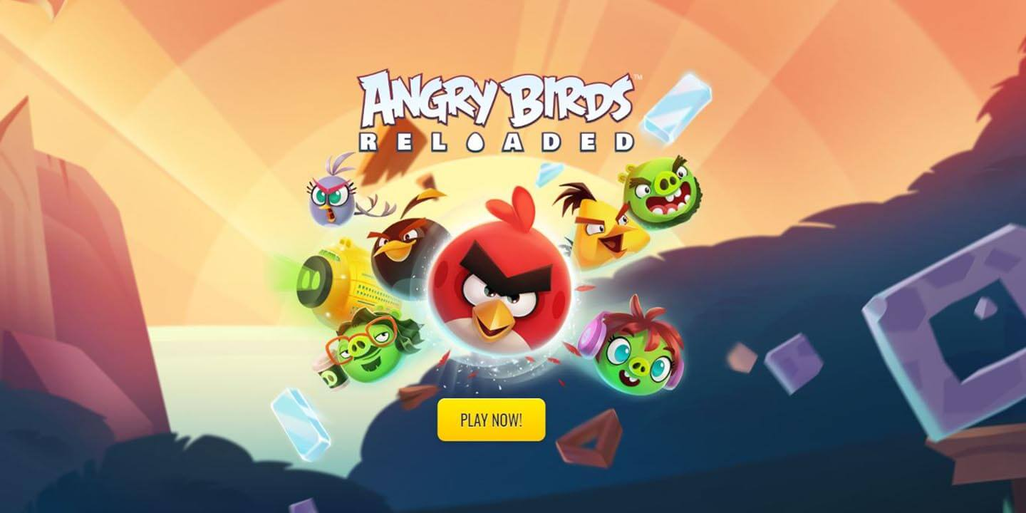 Angry Birds Reloaded Apk Download 2021