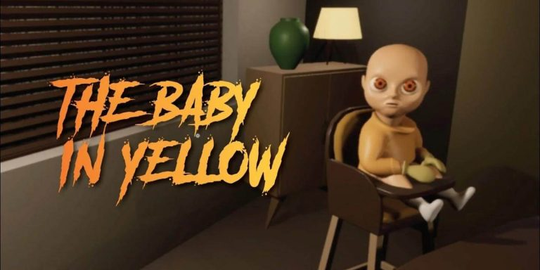 The Baby In Yellow MOD APK cover
